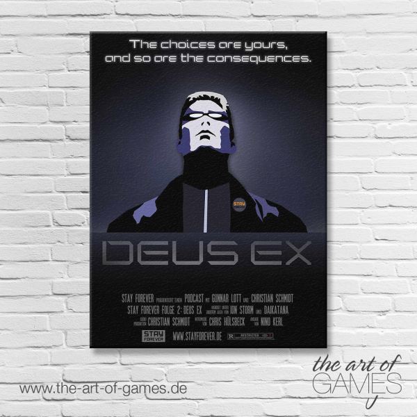 Stay Forever: Deus Ex