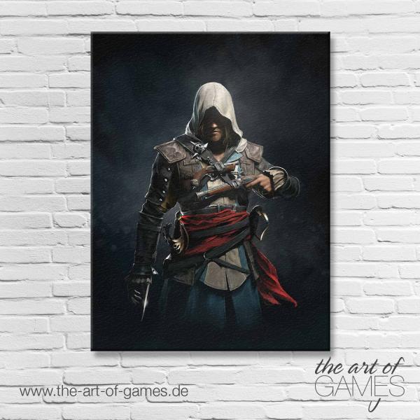Assassin's Creed: Black Flag - Edward Shadow