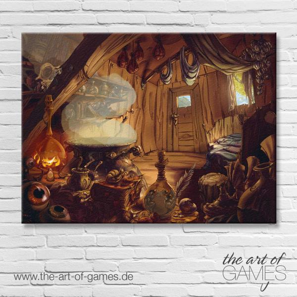 The Whispered World - Wohnwagen