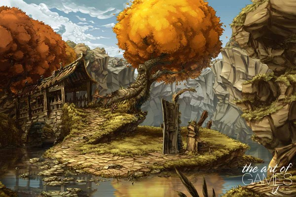 The Whispered World - Herbstwald 2