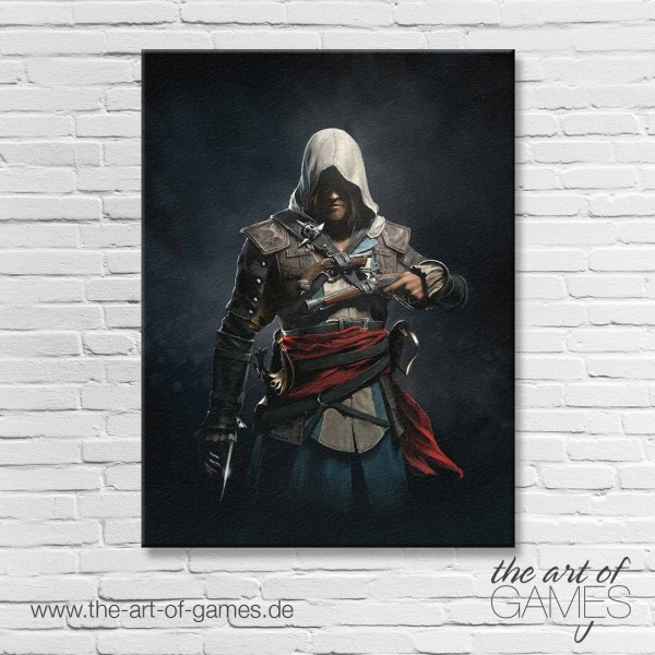 Assassin's Creed: Black Flag - Edward Shadow