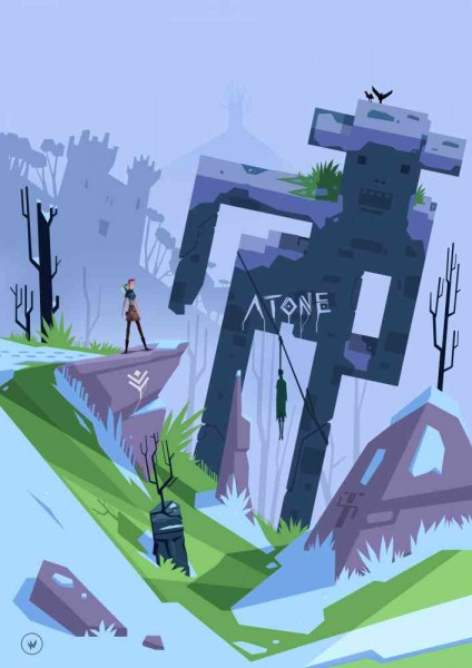 Atone - In The Shadow Of Giants