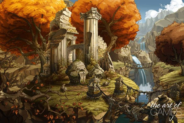 The Whispered World - Herbstwald