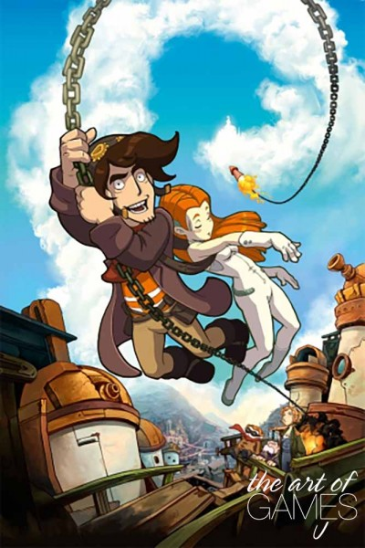 Deponia - Cover Art