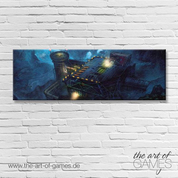 Deepolis - Under Water Station