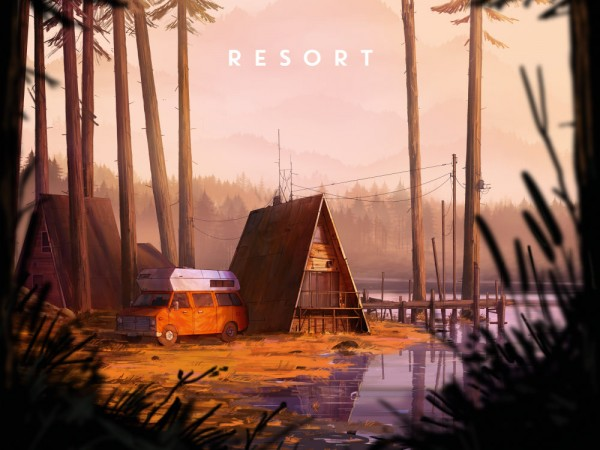 Resort - Key Art