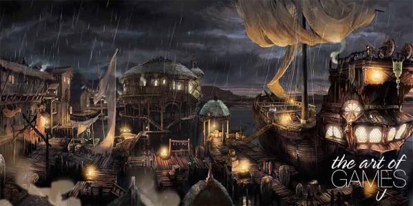 Das Schwarze Auge - Enqui Hafen