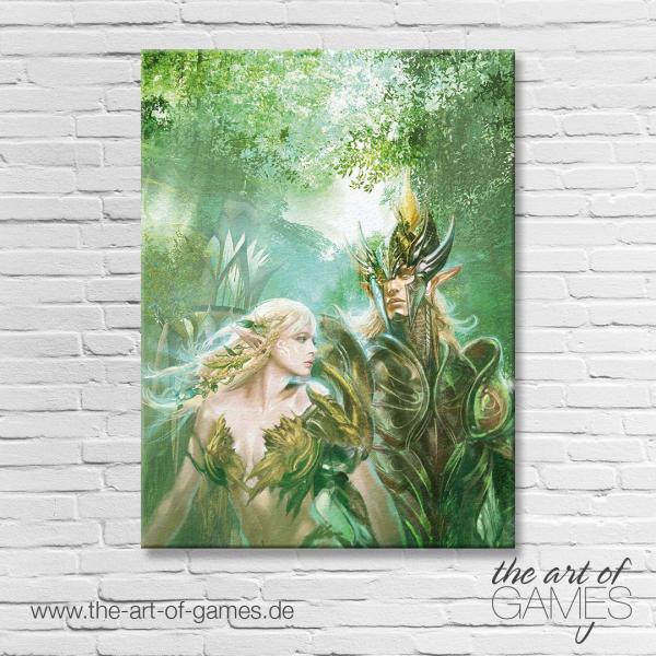 Runes of Magic - Das Volk der Elfen