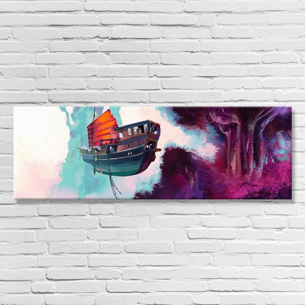 Flow Studios - Boat de la Bohème