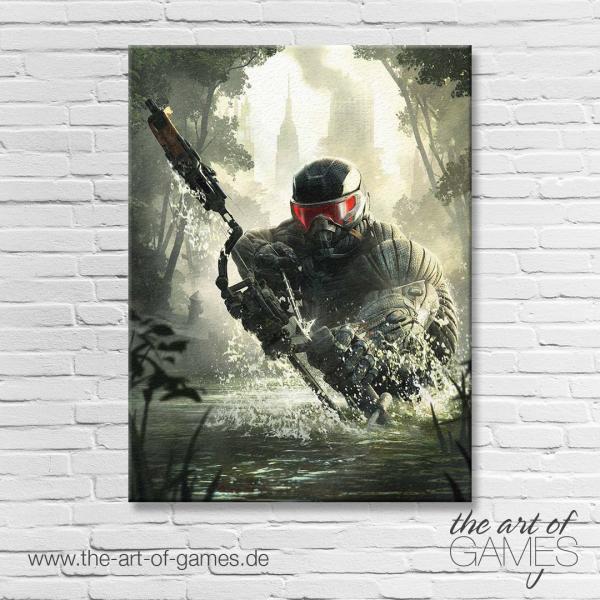 Crysis - Prophet im Fluss