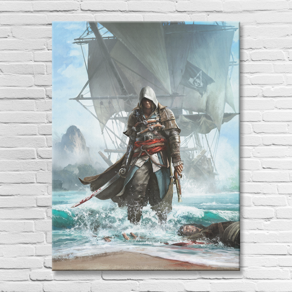 Assassin's Creed: Black Flag - Edward Iconic
