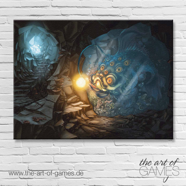 The Whispered World - Anglerfischhöhle