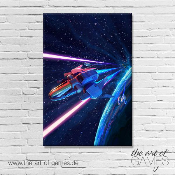 Rigid Force Alpha - Keyart