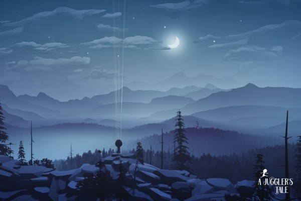 A Juggler's Tale - Starry Night